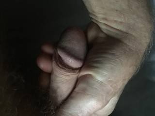 Morning masturbation...