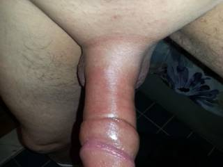 Just thought I'd let you see more of my thick cock