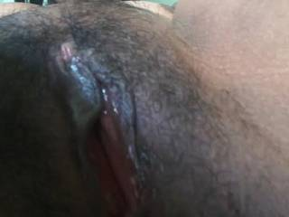 Who want to penetrate deeply  this open pussy with his big dick?