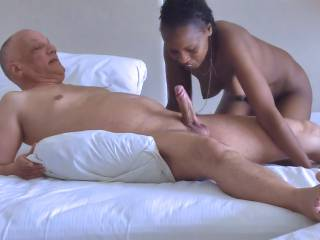 Enjoy some interrracial blowjob actions out of Africa