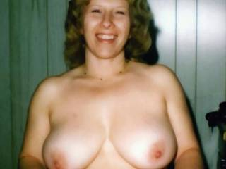 My sugar\'s tits, ain\'t they sweet?