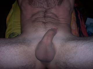 Mmmmm, freshly shaved... I want to swallow your dick and feel you growing harder and bigger in my mouth...
