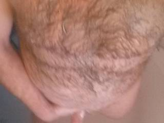 Your hairy body is so damn hot and sexy you always make me hard!!!!