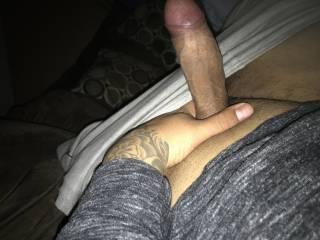 Young Latino Dick