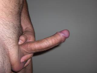 I just cannot resist the allure of a big, hard, trimmed cock... I will suck you slowly all the way down to the balls and when you are hard enough i will let you invade in my wet pussy...