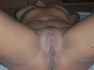 Nice trimmed pussy