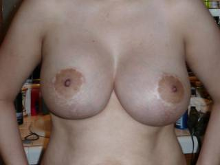 mmmm i would love to suck fuck and cum all over them perfect tits