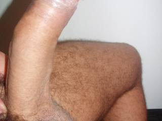 I'd love to suck your cock and balls and swallow your cum!