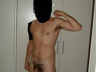 Nice body and a suckable cock - mhhhhhhh