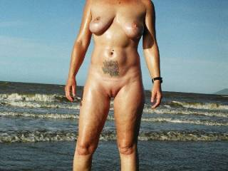Drop me a note some time. I would love to enjoy that hot body either at the beach or indoors.