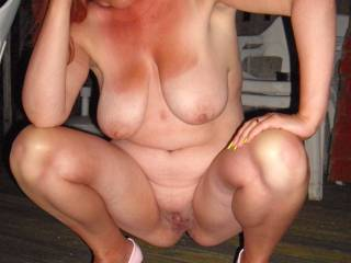 First squat on my face and let me make you cum, then squat on my cock and you can make me cum. My cock is throbbing just thinking about it sexy lady. You are so hot an gorgeous!