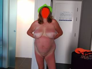 wife on holiday love to know what you would do with her