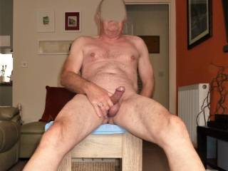 Woke up feeling really horny. pity I was on my own.