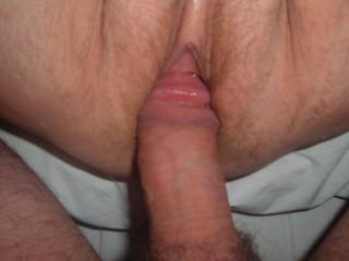 yummy, great looking pussy and dick