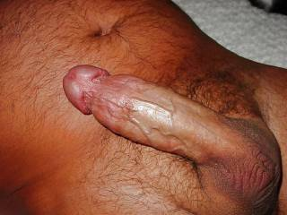 my smooth COCK