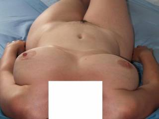 pics taken on holiday last year of my beautiful naked wife