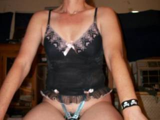 The thought of you plowing my ass with that thing has me so fucking hard!