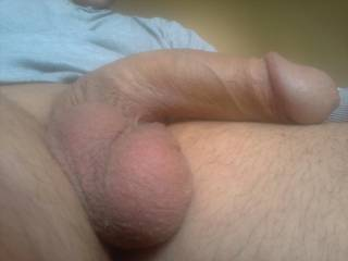 Just sit back and relax, I'll do a blowjob on you!  Start by licking slow and wet, get you really hard.  Then, keep you on the edge of orgasm till you are begging to cum until I start sucking in earnest until you shoot your hot wad into my mouth....