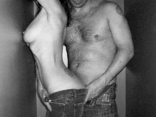 The black and white photos are a cut above the norm. Very artistic and truly erotic. Cheers