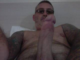 Feeling horny wish i had a pussy wrapped round this