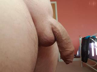 My soft freshly Hot Waxed Uncut Cock and silky balls for you all to enjoy :) x