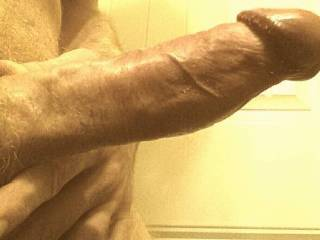 Put it inside my mature cunny of course xx