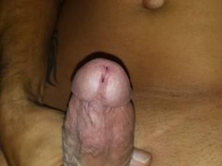 show off my throbbing dick