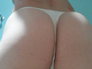 Wife\'s Satin Thong