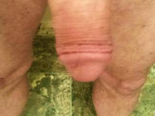 my big hanging soft cock