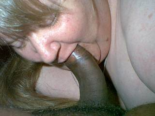 Yes I love sucking cock can you tell??