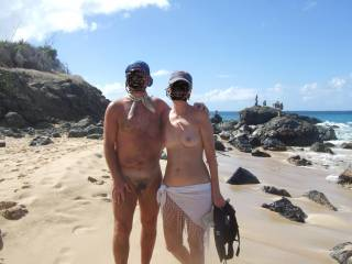 I would like so much to find a couple loving nudism because i would like to go on nudist beach but afraid to go alone, and afraid to show me naked with my too small cock but you what do you think about that? and would you like to giive me this first experience