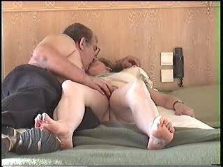 Great video! Loved watching the two of you play. The wife has a beautiful, fat pussy. Would enjoy seeing her tits. Thanks for sharing.