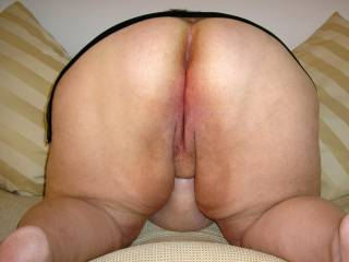 I think your big sexy ass  and pussy needs my Hard Black cum filled cock deep inside of it Mmmmm