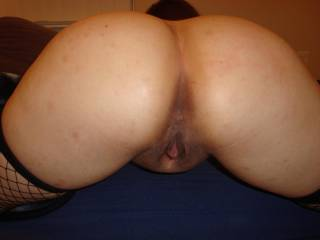 fat ass and her wet pussy