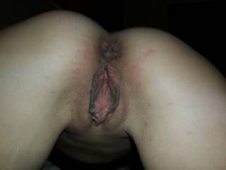 my huby want that asshole and I want lick that wet pussy......if it some problem for you or you want that!!???