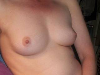 I love you tits.......would love to cum all over them.....