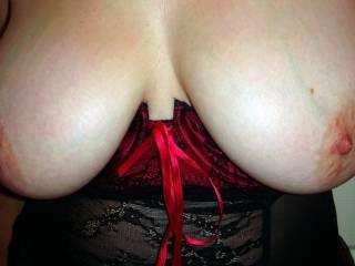 Her big tit\'s