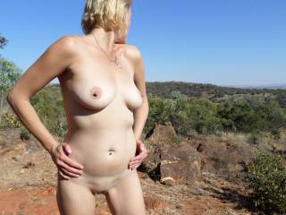 I'd would love to join you at the nudist resort and go for a naked walk and find a nice sunny spot for lots of sexy fun.