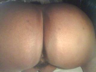 That's one beautiful ass.  Would sove to cum on that beauty!!!