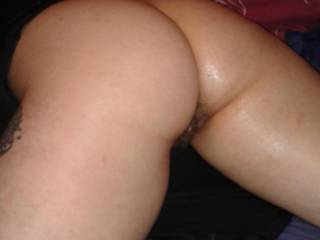 wifes cute ass