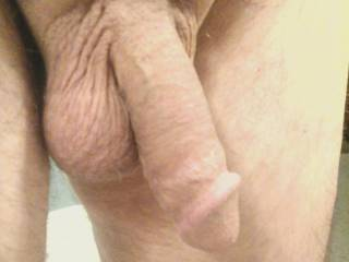 My soft dick and big full balls hanging out naked. Who wants to play?????