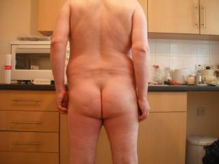 I love to spend as much time as possible stark bollock naked, even when not having sex