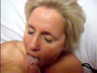 Check out this video of him cumming on my face and in my mouth!