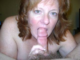 She has me throbbing leaking Precum and oh how gorgeous she is those eyes and body those lips commands my cock to attention wish she would make me cum