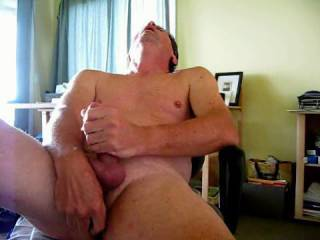 Mmmmmm I would like to put s dildo up your ass while I suck your dick.