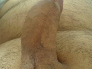 Would love to suck your huge dick, but my pussy can't wait... fuck me now!!!