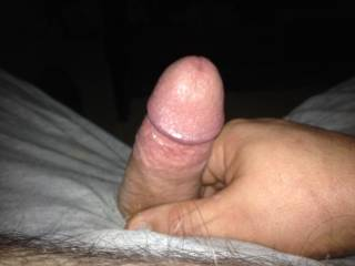 ...mmmmm, you look ready for a nice, slow, relaxing blowjob... i want to feel your cock growing bigger and harder in my mouth as i swirl my tongue around your shaft...