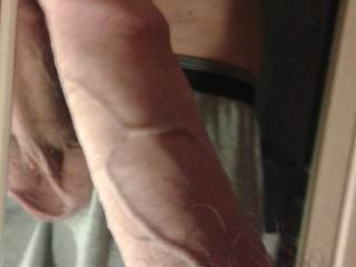 I'm admiring it as well now. I think my cock approves as it now stiff!!!