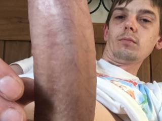Just my cock