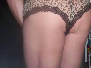what a sweet ass in some sexy panties